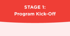 Program Kick Off